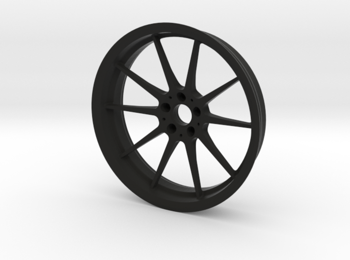 1:6 Performance Wheel Keychain 3d printed