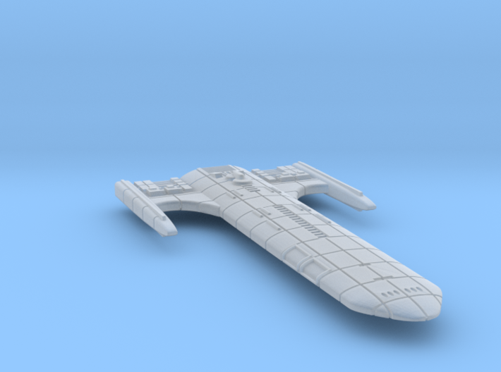 Terran (TFN) Battle Cruiser 3d printed