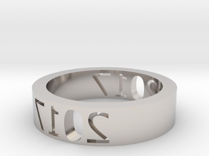 Ring 2017 3d printed
