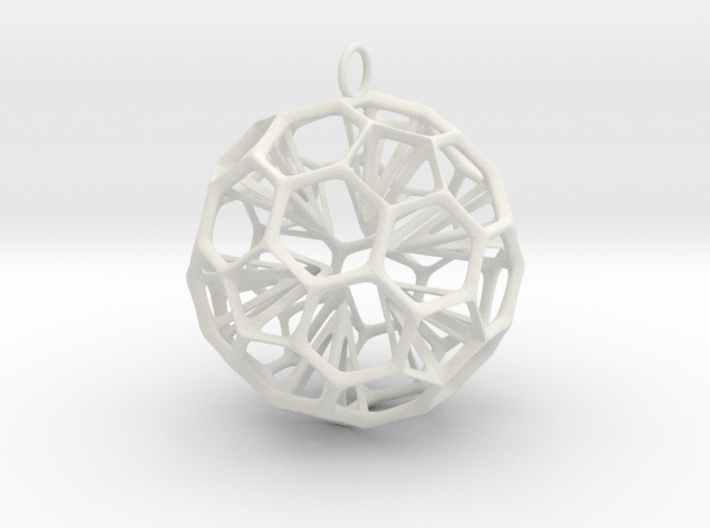 Inverse Star 3d printed