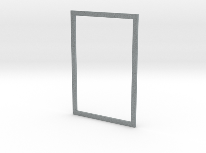 Poster Frame 1:12 scale dollhouse miniature 3d printed
