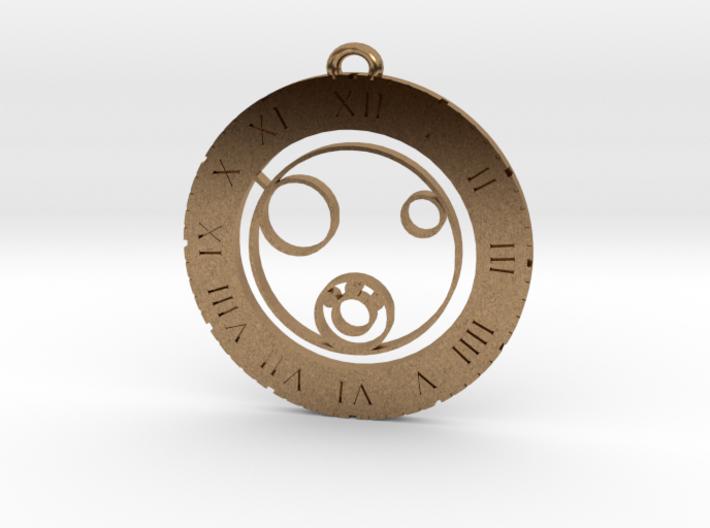 Leon - Pendant 3d printed