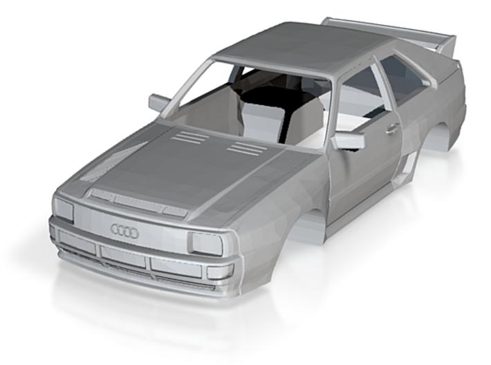 Audi Sport Quattro 3d printed