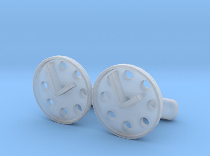 Clock Cl 3d printed