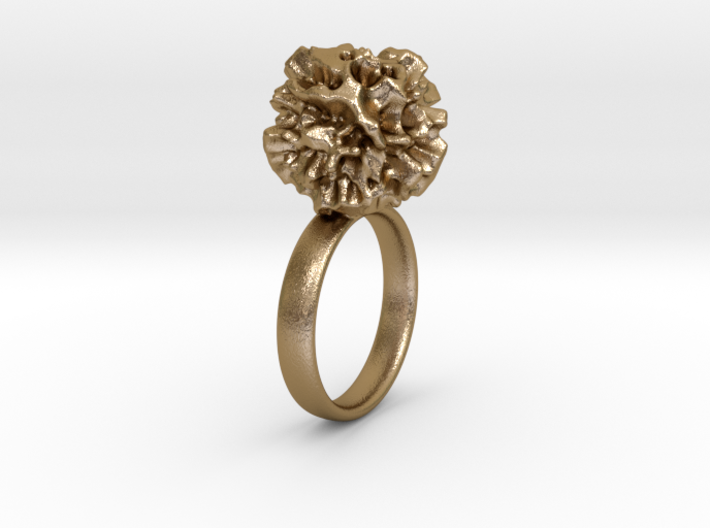 EUNICE Ring 3d printed