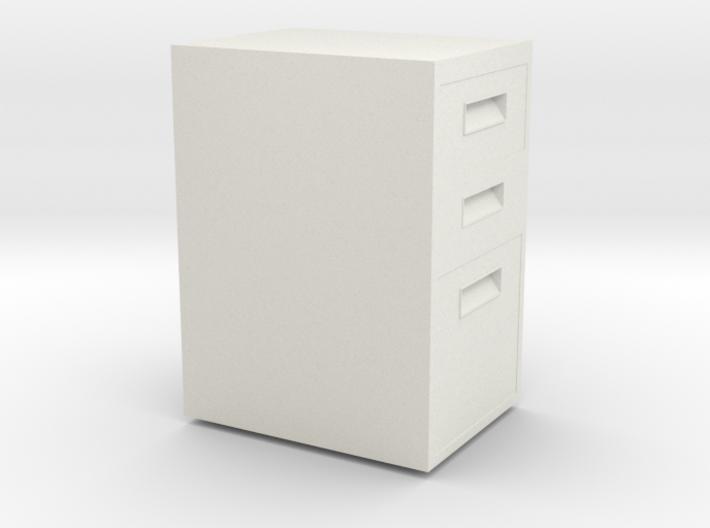 HTLA Filing Cabinet 10% 3d printed