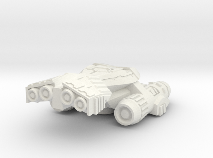 Prowler 3d printed