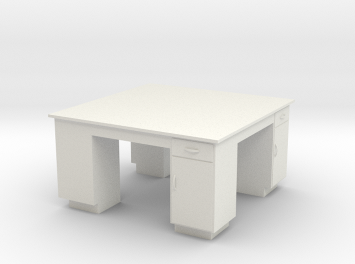 HTLA Table 10% 3d printed