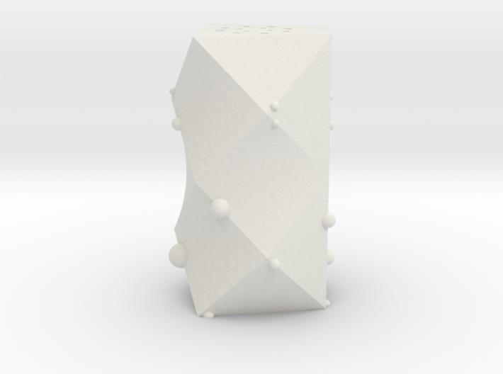 Salt Shaker 'Alfa' 3d printed
