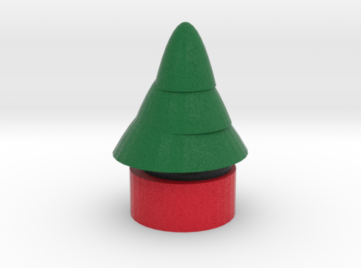 Chrismas Tree 3d printed