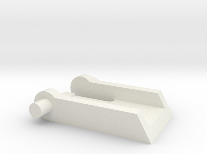 Logitech G15 Keyboard Leg (left side) 3d printed