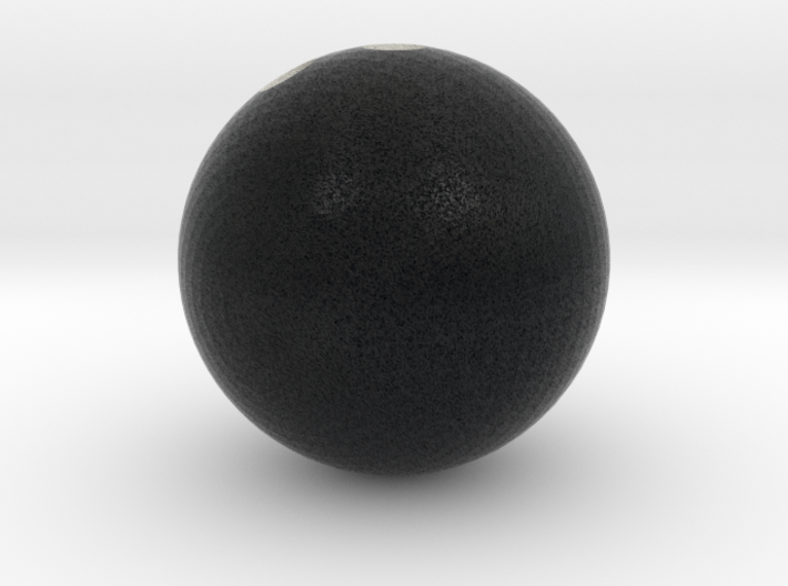 Bowling Ball 3d printed
