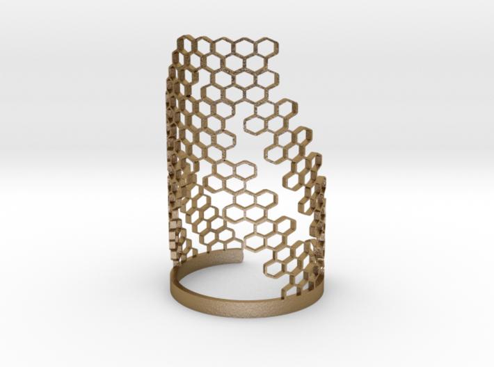 Honey Brace (Bracelet) 3d printed
