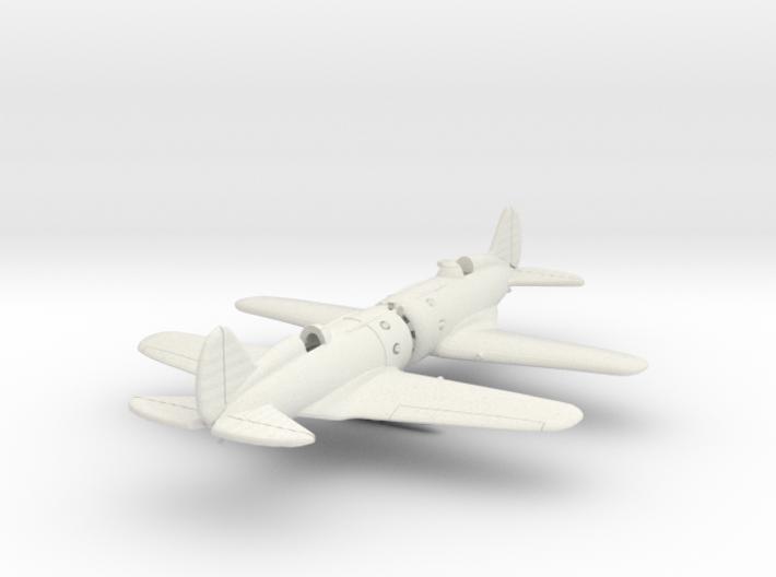 1/200 Polikarpov I-16 x2 3d printed