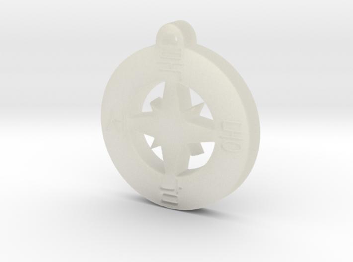 Korean Compass 2 3d printed