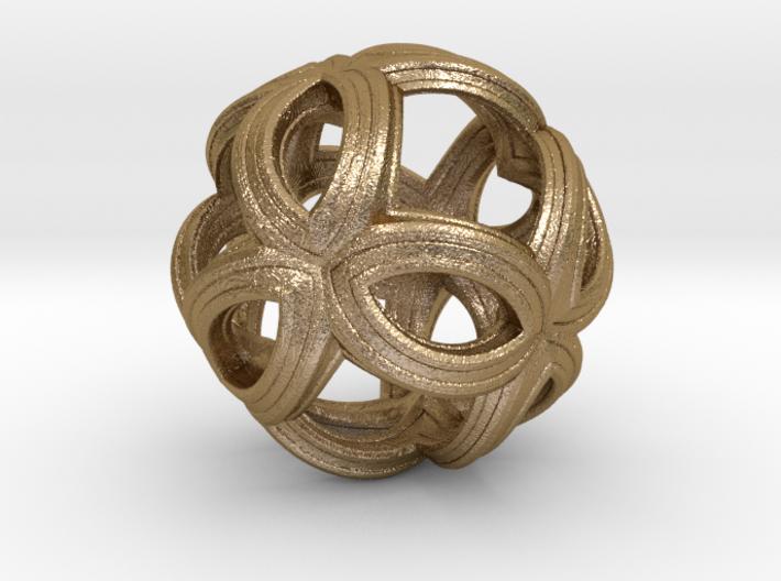 Pendant 20mm Spheric 3d printed