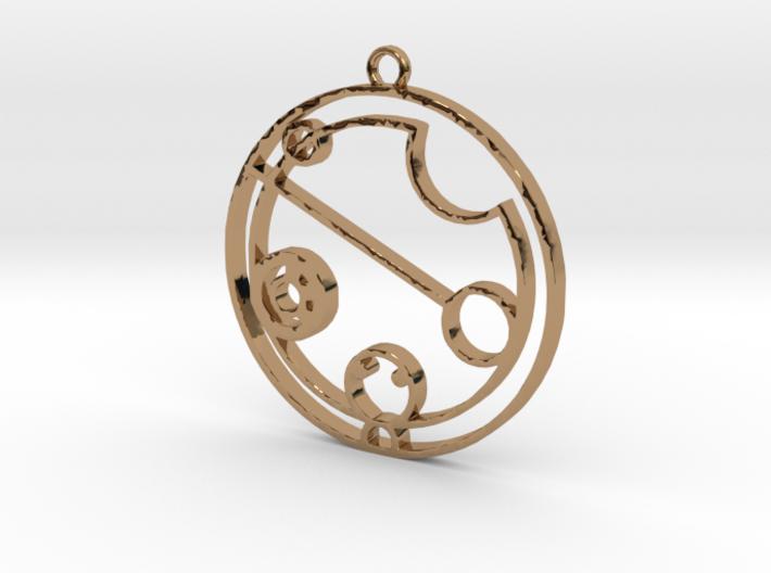 Chantelle - Necklace 3d printed