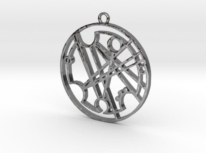 Frances - Necklace 3d printed