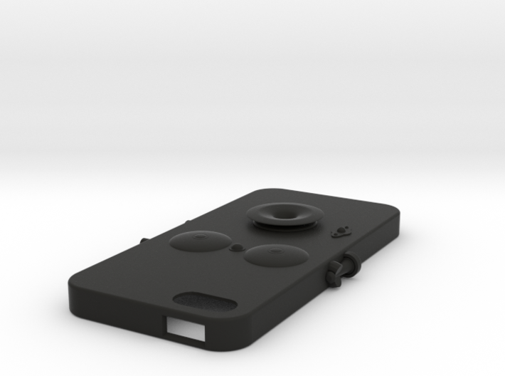 iPhone5 case(old type) 3d printed