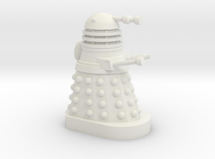 Dalek Mini [Dalek Invasion of Earth] 30mm Miniatur 3d printed