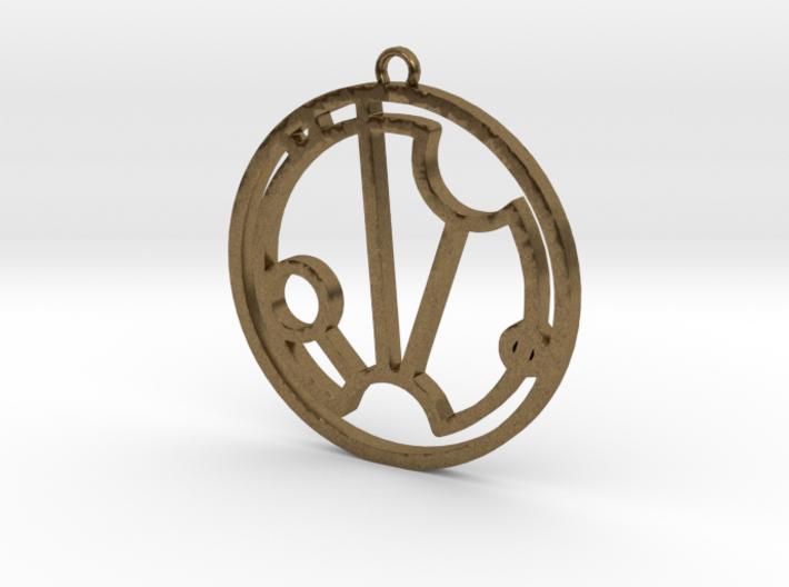Susan - Necklace 3d printed