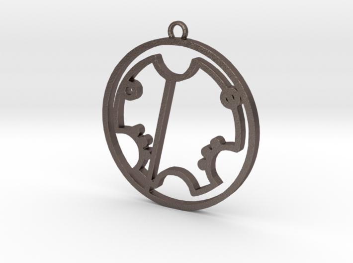 Trevor - Necklace 3d printed