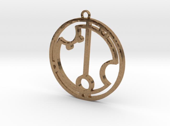 Natasha - Necklace 3d printed
