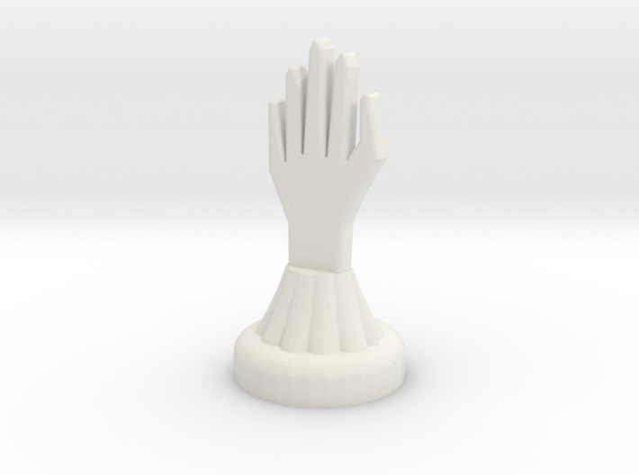 Chess Knight 3d printed