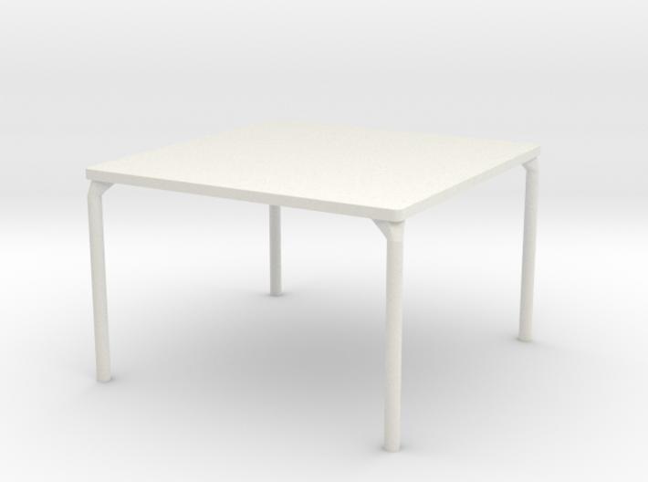 HTLA Square Table: 5% 3d printed