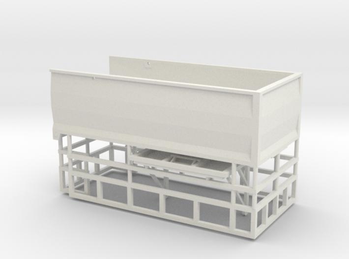 Rockin H MA18 Grain Silage Bed 3d printed