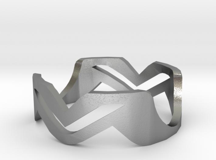 Ring MV 3d printed