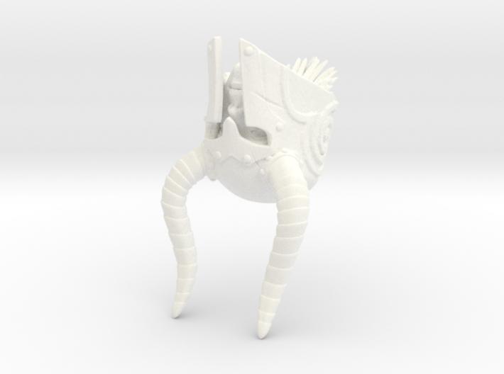 FB01-Head-12b  7inch 3d printed