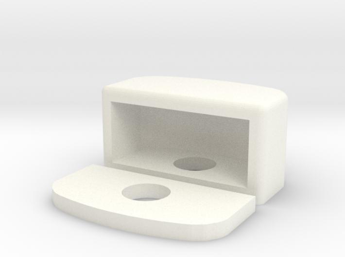 Defender Plate Light 3d printed
