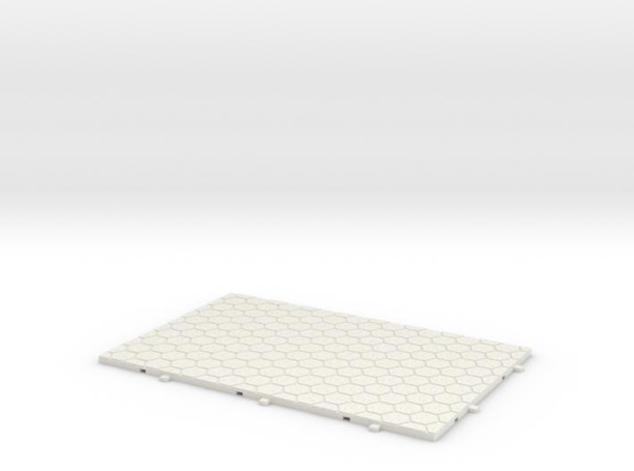 GEOMORPH Base Board 3d printed