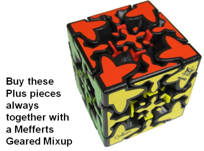 Plus pieces for Geared Mixup Plus 3d printed