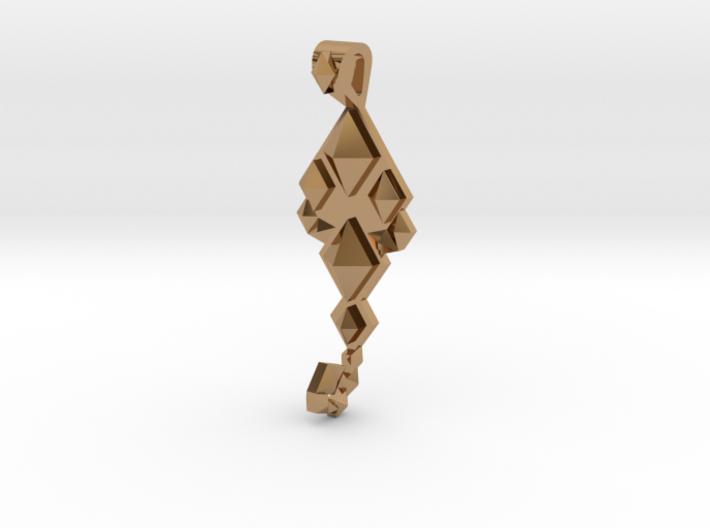 SacredScorpio pendant  3d printed