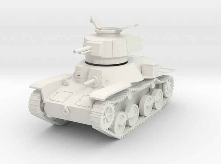 PV49B Type 4 Ke Nu (Open Hatch) (28mm) 3d printed