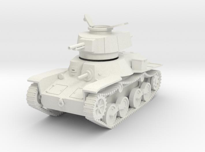 PV49B Type 4 Ke Nu (Open Hatch) (28mm) 3d printed
