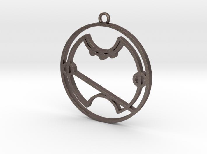 Terri - Necklace 3d printed
