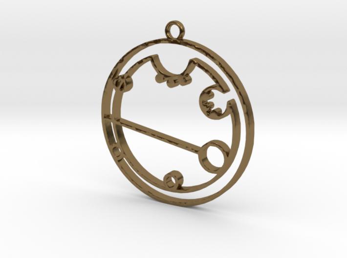 Ondrea - Necklace 3d printed