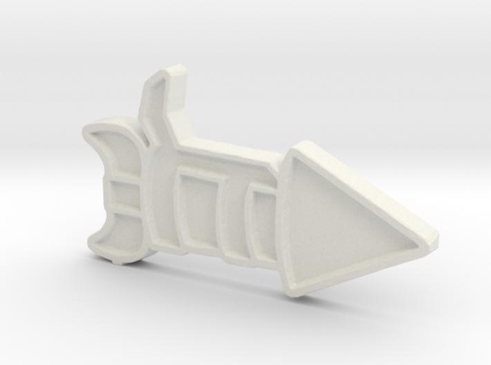Ship #6 3d printed