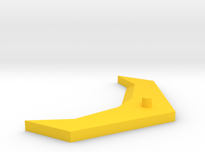 Cloud Rodimus Wing Upgrade 3d printed