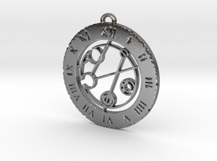 Keeleigh - Pendant 3d printed