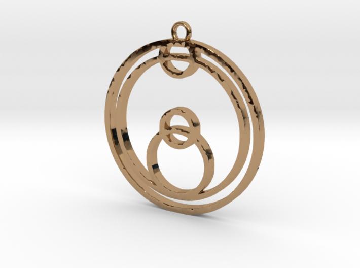 Joe - Necklace 3d printed