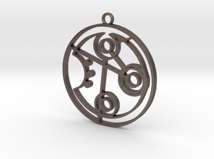 Jennifer - Necklace 3d printed