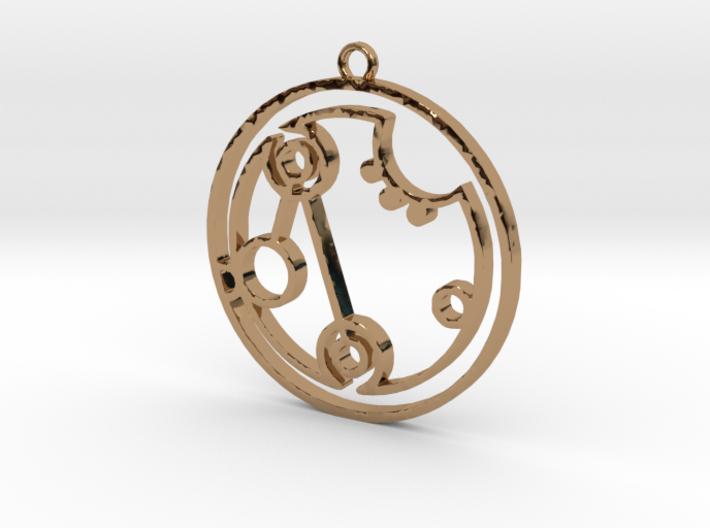 Georgina - Necklace 3d printed