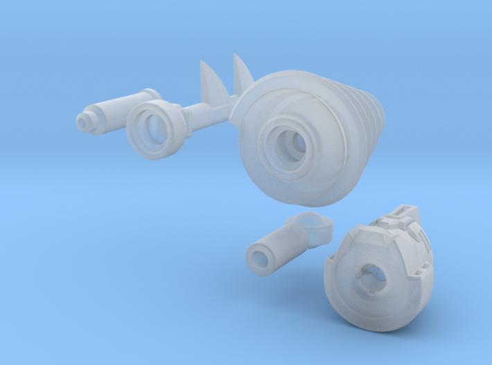 Roadbuster Impactor Kit Part 2 3d printed