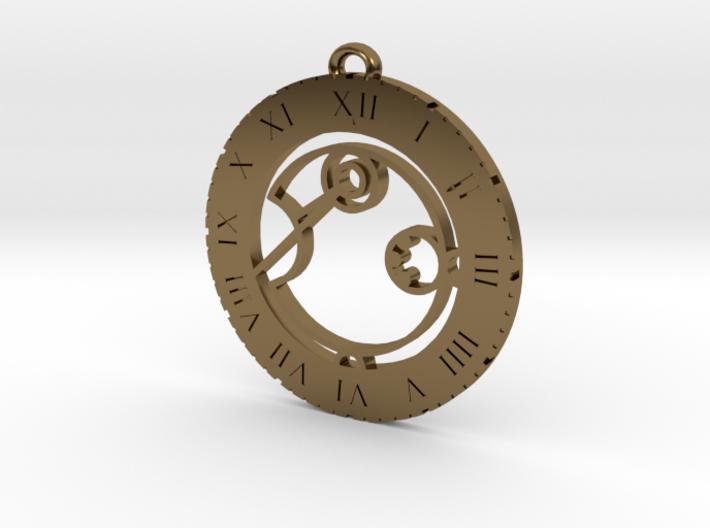 Alanis - Pendant 3d printed