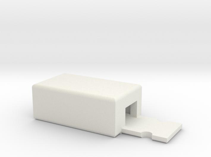 TI CC1111 RF Transceiver protective case 3d printed