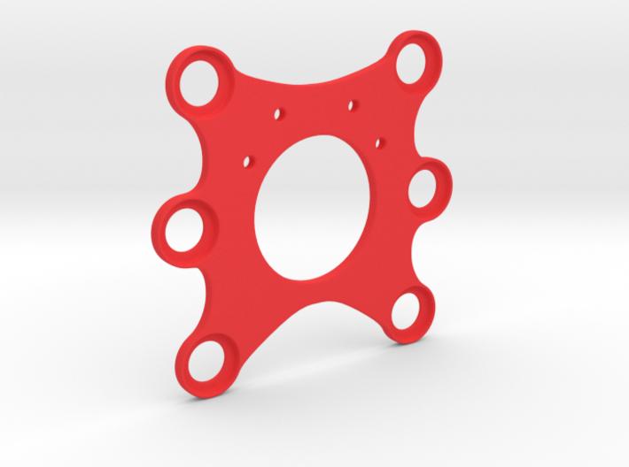 Feiyu Tech Phantom 2 Gimbal mounting plate 3d printed